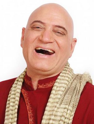 Dr. Madan Kataria the founder of Laughter Yoga