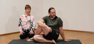 Therapeutic sequence for the lumbar spine: Finding inner control
