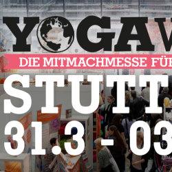 Yoga World Stuttgart 2016