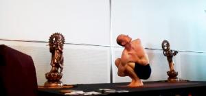 Yogapiano Vorführung auf der Yoga Expo in Stuttgart