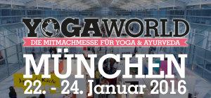 Yoga World München 2016